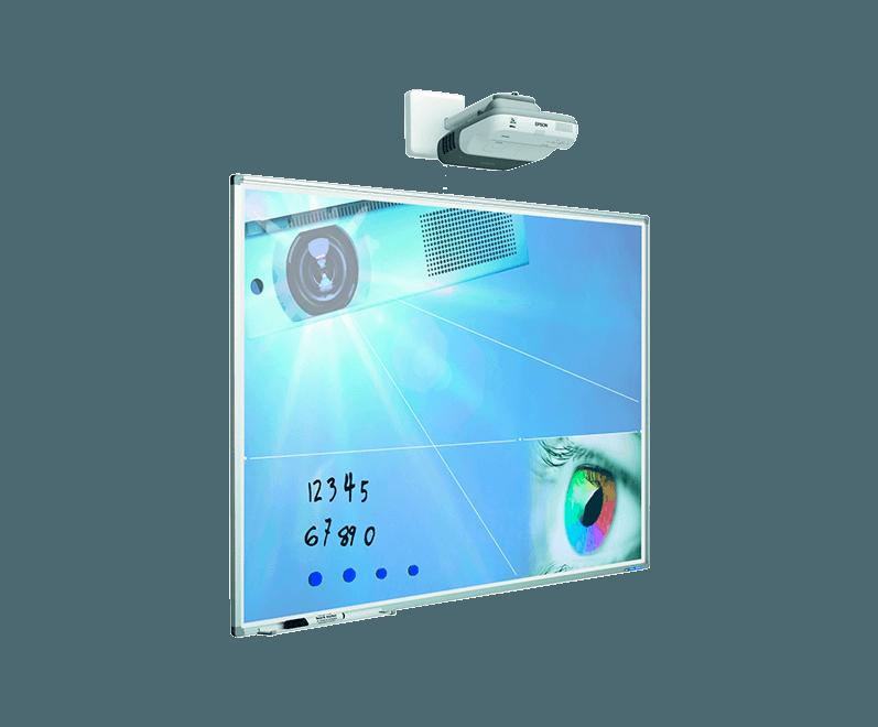 Sisteme de prezentare Data flash