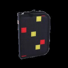 Penar echipat LEGO Core Line - design Faces Black