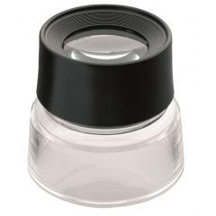 Lupa D- 30mm, 10x, ALCO - forma cilindrica