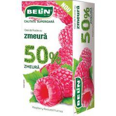 Ceai Belin fructe 50% zmeura, 20 pliculete