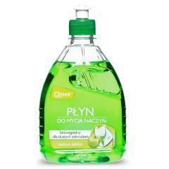 Detergent lichid pentru degresarea vaselor, 500ml, Clinex - cu miros de mar