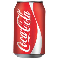 Coca-cola doza 0.33 L, 12 buc/bax