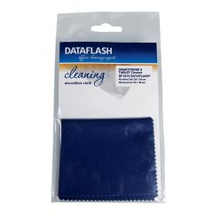 Laveta microfiber pentru suprafete sensibile, dimensiune - 15 x 18cm, DATA FLASH
