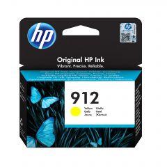 HP 3YL79AE INK 912 YELLOW ORIGINAL