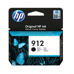 HP 3YL80AE INK 912 BLACK ORIGINAL