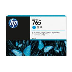 HP F9J52A 765 INK 400 ML CYAN