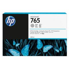 HP F9J53A 765 INK 400 ML GRAY