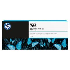 HP F9J54A 765 INK 775 ML DARK GRAY