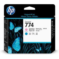 HP P2V98A PRINTHEAD 774 LGT MAG/LGT CYAN