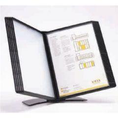 Display birou (suport pentru 20 buzunare A4), PROBECO-EasyMount - antracit