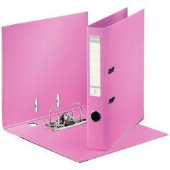Biblioraft ESSELTE No.1 Power, PP/PP, A4, 50 mm, violet