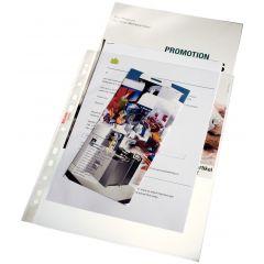 Folie protectie ESSELTE, A4 Maxi, standard, 100 mic, 25buc/set