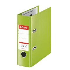 Biblioraft ESSELTE No.1 Power Vivida, PP/PP, A5, 75 mm, verde