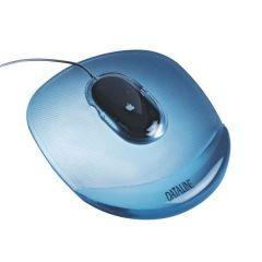 Mousepad cu gel ESSELTE Data Line - cristal
