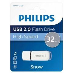 Memory stick USB 2.0 -  32GB  PHILIPS Snow edition