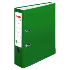 BIBLIORAFT ONE FILE A4 8 CM FSC VERDE