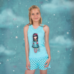 Pijama copii Gorjuss Pretty as a Picture