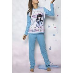 Pijama dama Gorjuss Puddles of Love