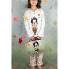 Pijama copii Gorjuss School Girl