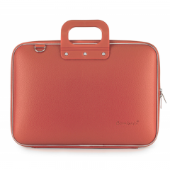 Geanta lux business laptop 15,6 Bombata Classic-Coral