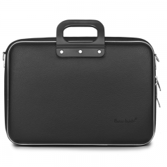 Geanta lux business laptop 15,6 Bombata Business Classic-Negru