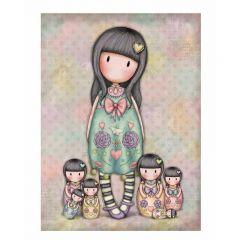 Felicitare Gorjuss - Seven Sisters
