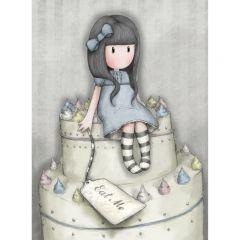 Felicitare Gorjuss-Sweet Cake