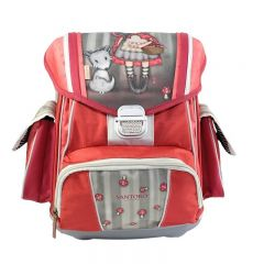 Ghiozdan ergonomic rigid Gorjuss Little Red Riding Hood