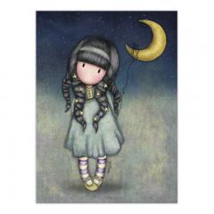 Felicitare Gorjuss Moonlight