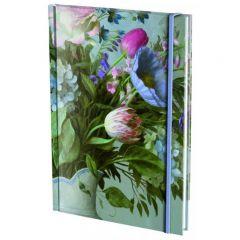 Agenda A6 vaza cu flori Kenne Gregoire