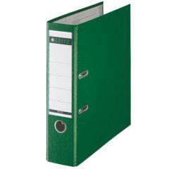 Biblioraft LEITZ 180, PP, A4, 80 mm, verde