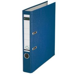 Biblioraft LEITZ 180, PP, A4, 52mm, albastru