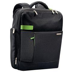 Rucsac LEITZ Complete pentru Laptop 15,6 inch, Smart Traveller - negru
