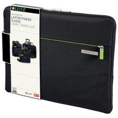 """Husă LEITZ Complete pentru Laptop 15,6"""" Smart Traveller - negru"""