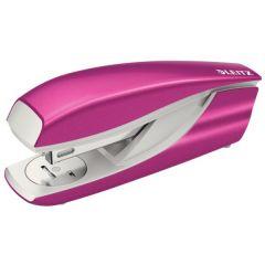 Capsator metalic LEITZ WOW 5502 NeXXt Series, 30 coli, 200 capse P3 incluse, roz