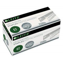 Capse LEITZ e2 pentru capsare pana la 20 coli, 2500 buc/cutie