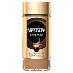Cafea Nescafe espresso instant, 100 gr./borcan - solubila