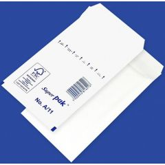 Plic antisoc A11, 120/175 - ext./100/165 - int., lipire siliconica, 10 buc/set, Office Products -alb