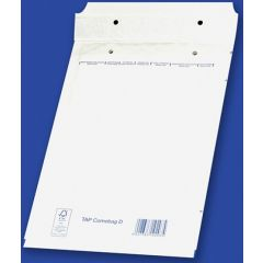 Plic antisoc D14, 200/275 - ext./180/265 - int., lipire siliconica, 10 buc/set, Office Products -alb