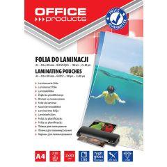 Folie pentru laminare,  A4  80 microni 100buc/top Office Products