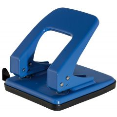 Perforator metalic, 40 coli, Office Products - albastru