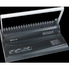 Masina de indosariere iBind A8, cu inele din plastic max. 18mm, capacitate perforare 8 coli