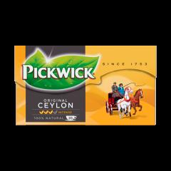 Ceai PICKWICK FINEST CLASSICS - Ceylon Tea - negru - 20 x 2 gr./pachet