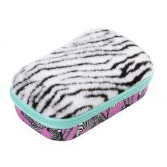 Penar cu fermoar, ZIPIT Fur - zebra