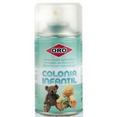 Rezerva odorizant camera, 250ml, pentru aparat automat, ORO - Baby Cologne