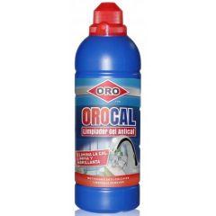 Gel pentru curatat baia, 750ml, anticalcar, OROCal