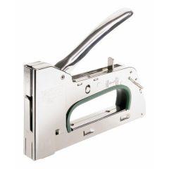 Pistol de capsat Rapid R34, blister, se foloseste cu capse 140/6-14, argintiu