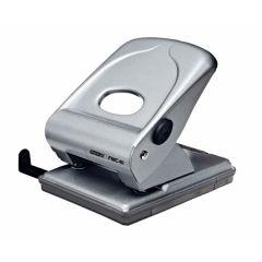 Perforator metalic RAPID FMC40, 40 coli - argintiu