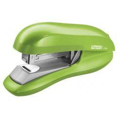 Capsator plastic RAPID F30, 30 coli, capsare plata - verde deschis