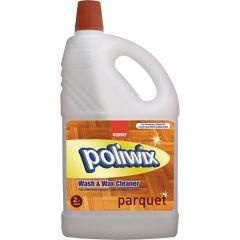 Detergent cu ceara, curata si lustruieste suprafete delicate sau sintetice, marmura, parchet, 2 litr